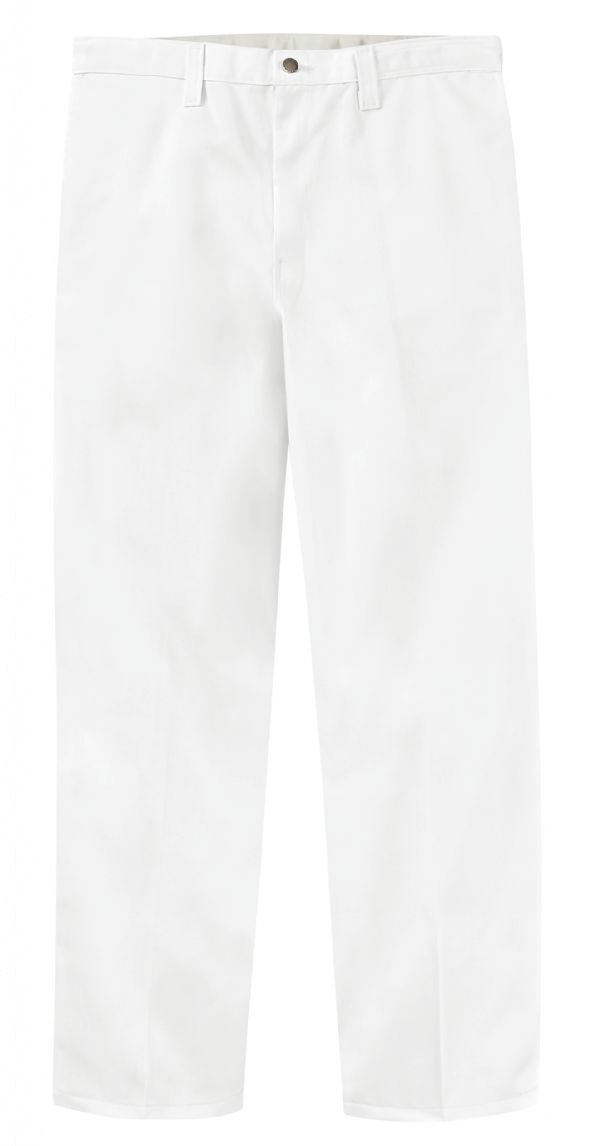 Product Shot - Men's Industrial Relaxed Fit Flat Front Pant