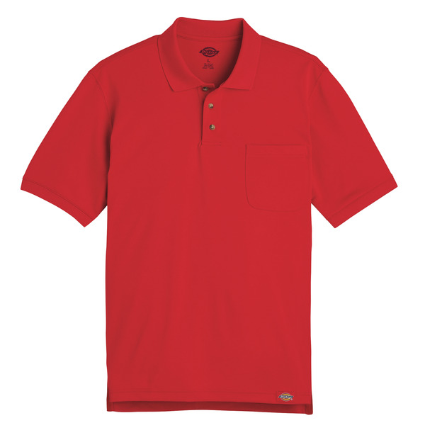 Product Shot - Men's Pocketed Performance Polo
