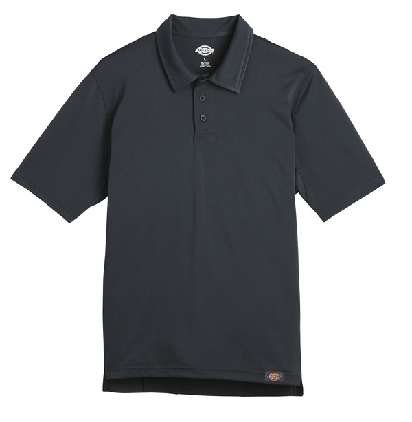 Product Shot - Men's WorkTech Polo Shirt With Cooling Mesh