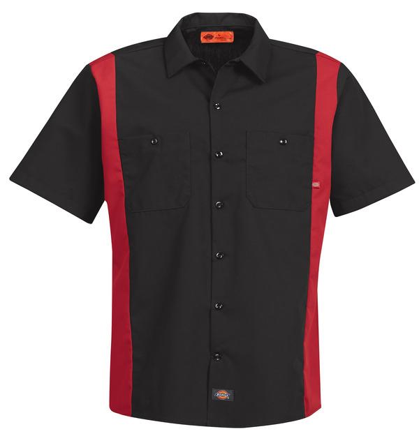 Product Shot - Women's Short-Sleeve Stretch Poplin Shirt